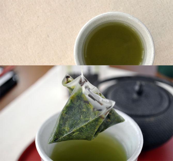 河越茶 煎茶イメージ